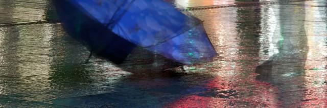 Close-up of an umbrella