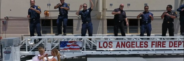 Dare to Dance - L.A. Fire Department.