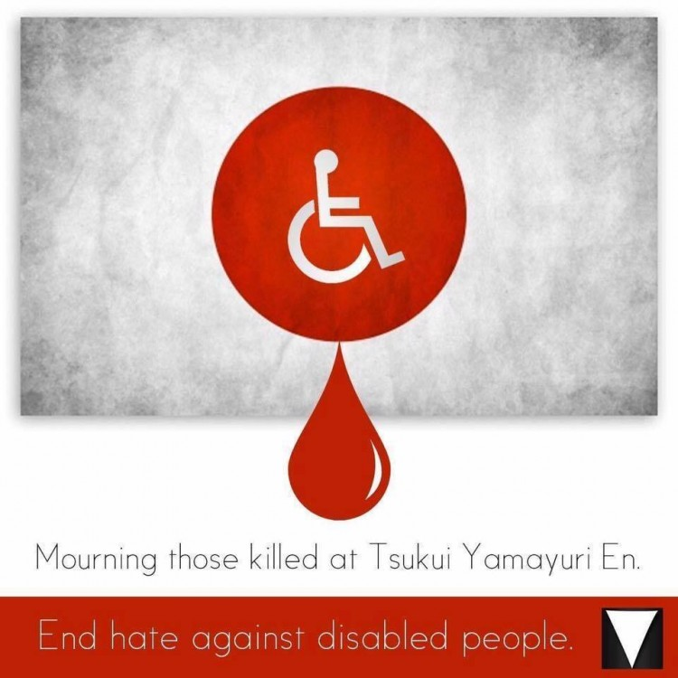 Remembering the massacre of disabled people in Japan.
