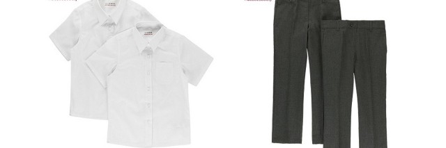 Shirts and Trousers designed for kids with autism