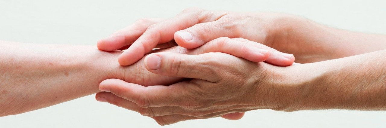 Providing a helping hand