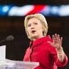 Hilary Clinton Speaking