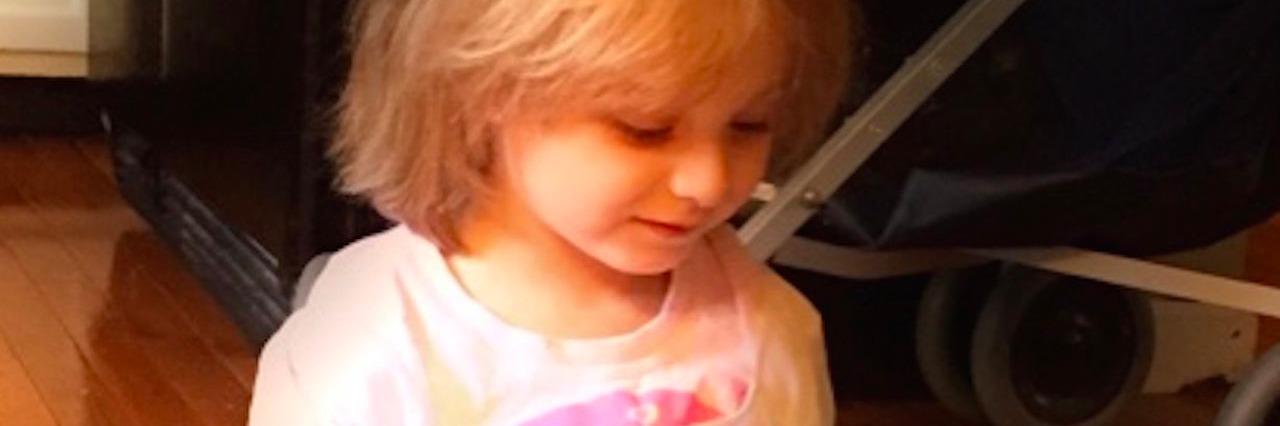 Melissa Cote's daughter, Zoey