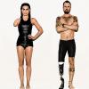 Vogue Brazil photo of photoshopped models