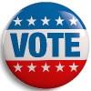 Vote button.