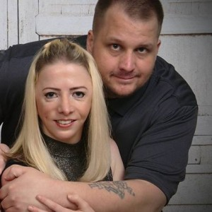 Cynthia and her husband