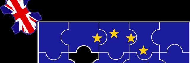 brexit puzzle piece