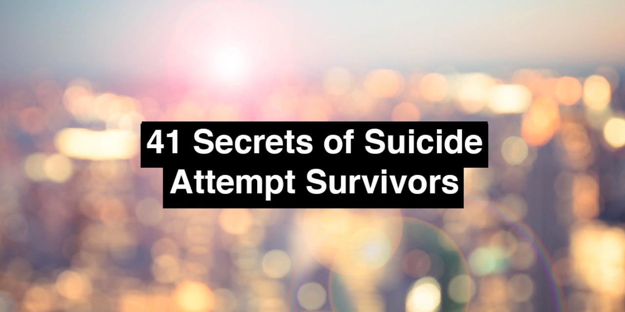 Last days of surviving suicide attempt
