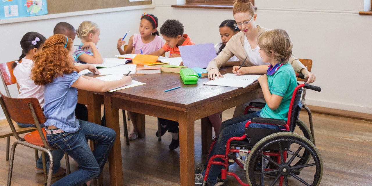 Classroom Design For Learning Disabilities ~ How teachers set the tone for inclusion of students with