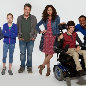Speechless TV show on ABC.