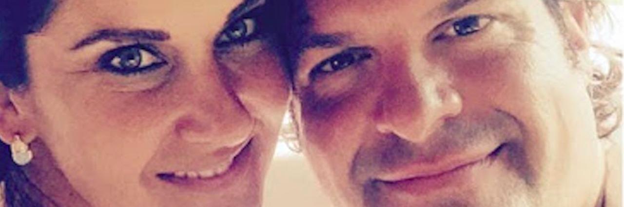 Cara and her husband