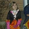 Mariah on Halloween 2008.