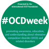 OCD Awareness Week poster