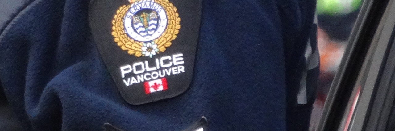vancouver police sleeve