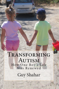 cover of the book transforming autism by guy shahar