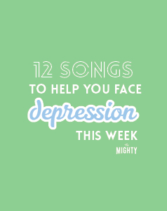 12 Songs to Help You Face Depression This Week