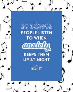 20 Songs People Listen to When Anxiety Keeps Them Up at Night