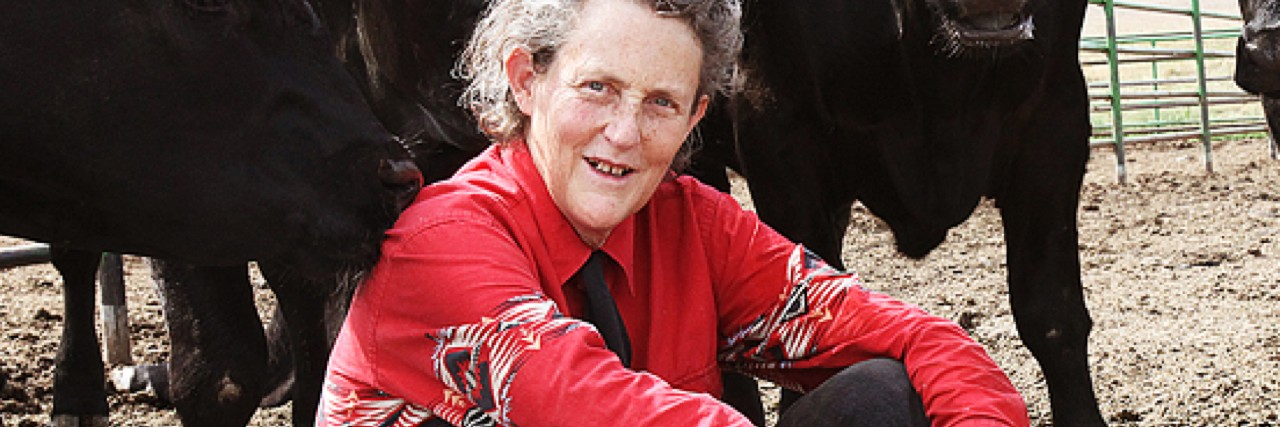 Photo of Temple Grandin