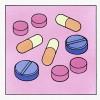 illustrations of pills