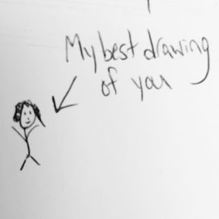 a drawing from the embrace you project