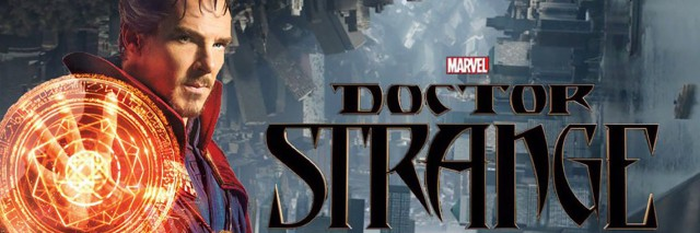 Doctor Strange poster.