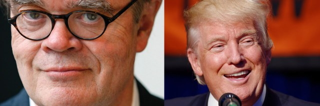 Response to garrison keillor calling donald trump learning disabled a letter to garrison keillor in response to his trump comments expocarfo