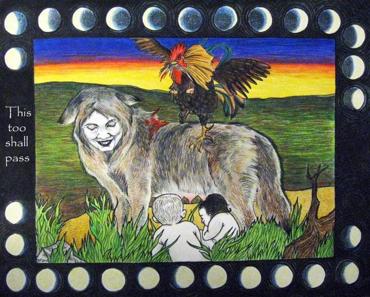 artwork by hilary krzywkowski