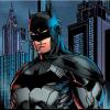 An illustration of Batman