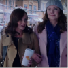 rory and lorelai on gilmore girls