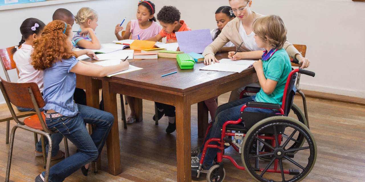 Classroom Design For Learning Disabilities ~ Letter to the only child in school who uses a wheelchair