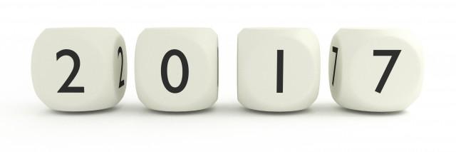 New year, 2017