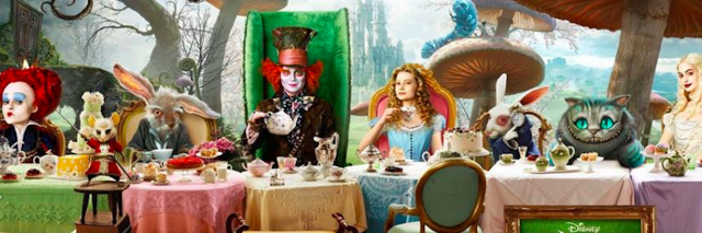 Alice in Woonderland movie photo
