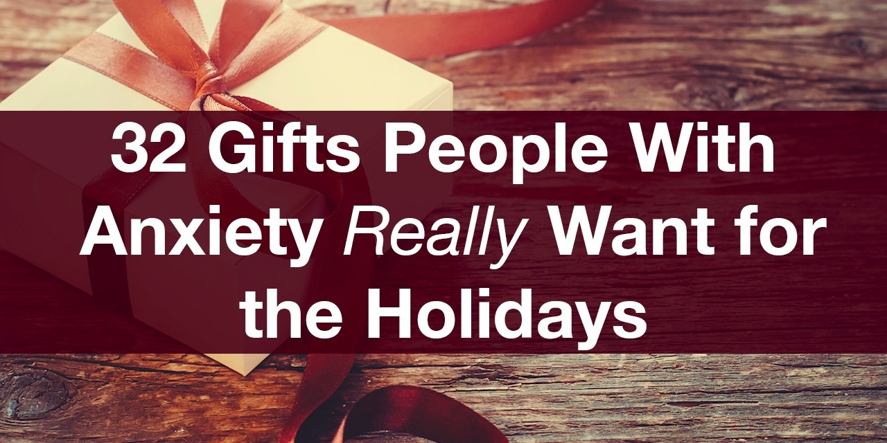 32 Gifts People With Anxiety Really Want for the Holidays