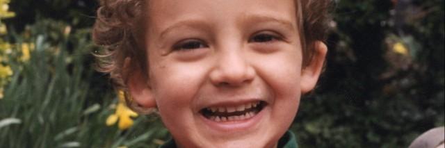 Maria's kindergarten-age nephew.