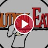 autism eats logo behind red video play button