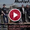 austitix band behind video play button
