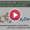 power cafe logo with video play button