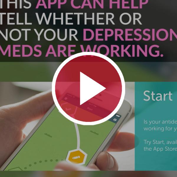 start app screen