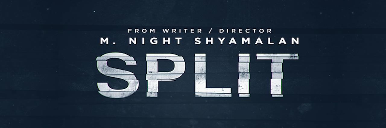 Split movie image