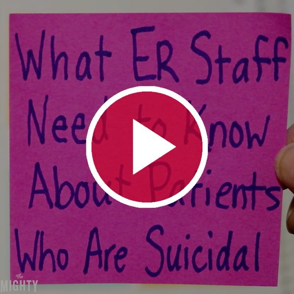 'What ER Staff Need to Know About Patients Who Are Suicidal'
