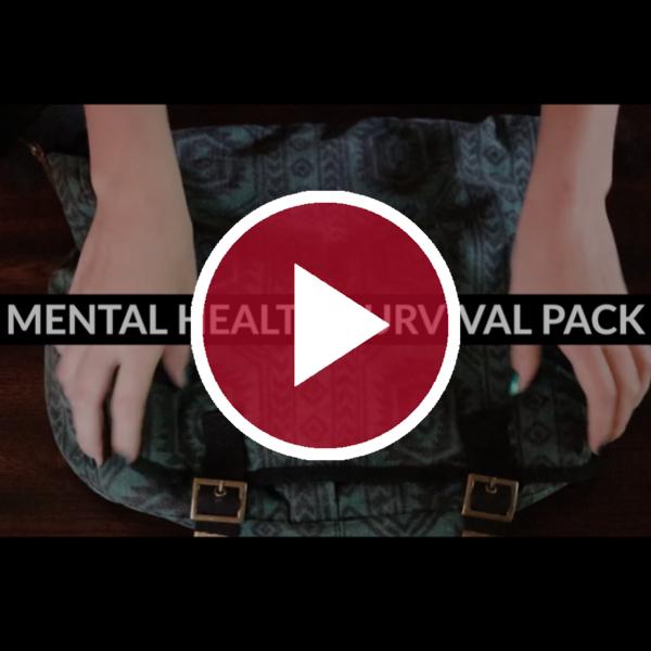 'Mental Health Survival Pack'