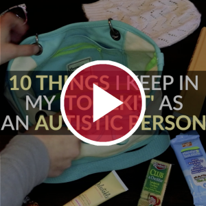'10 Things I Keep in My 'Toolkit' as an Autistic Person'