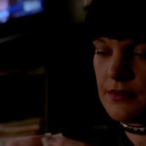 screengrab of NCIS episode