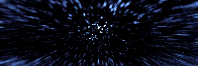 Abstract space time travel and big bang