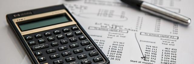Financial calculations.