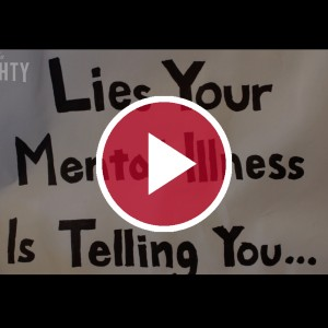 list Lies You Mental Illness Is Telling You... square
