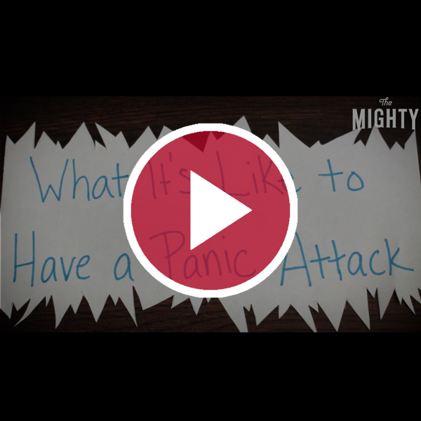 'What It's Like to Have a Panic Attack'