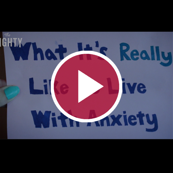 'What It's Real Like to Live With Anxiety'