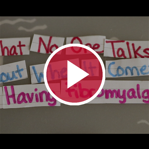 'What No One Talks About When It Comes to Having Fibromyalgia'