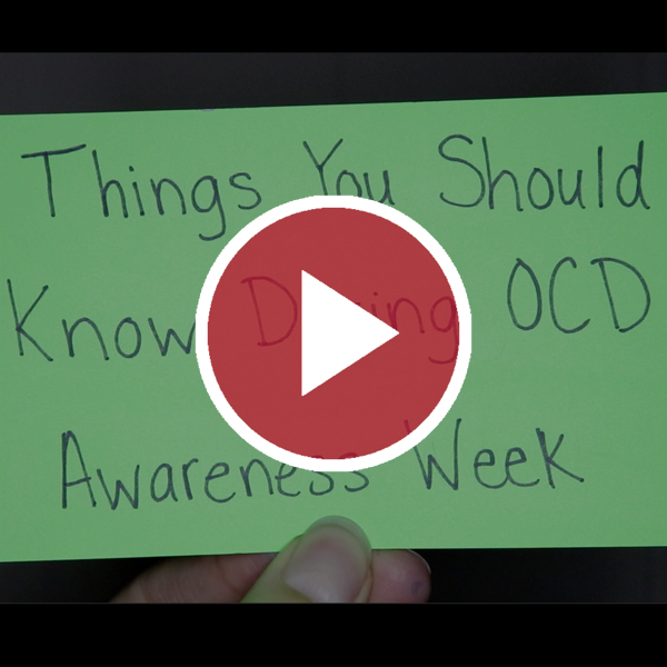 'Things You Should Know During OCD Awareness Week'
